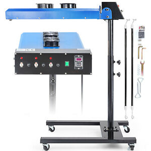 Automatic Ir Flash Dryer 20 X 24 220v Guide Cd Instant Heating Silk Screen
