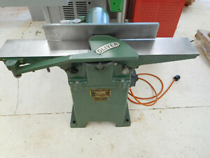 Oliver 133 Jointer Six Inch Single Phase Excellent Condition