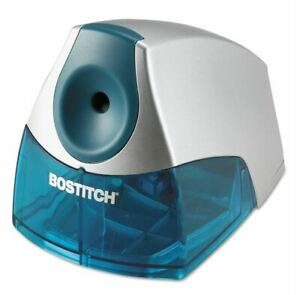 Bostitch Personal Electric Pencil Sharpener Compact Home Office School Blue New