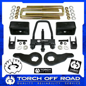 3 Front 3 Rear Lift Kit 99 07 Chevy Silverado Gmc Sierra 1500 4x4 4wd Tool Se