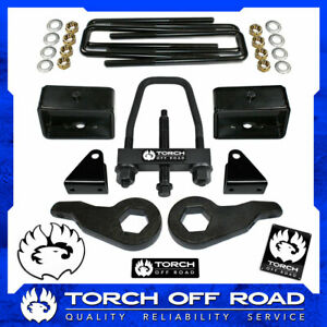 3 Front 3 Rear Lift Kit 01 10 Chevy Gmc Sierra Silverado 2500 2500hd Se Tool