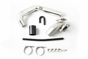 Gxp Y bridge Intercooler Pipe Kit For 2006 2010 Gm 6 6l Lbz Lmm Duramax Diesel