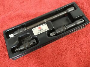 Matco Scx3kl 3 Pc 1 2 Drive Locking Impact Extension Set In A Tray