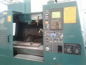 1996 Matsuura Mc 800vf 15k Rpms Vertical Machining Center Yasnac I80