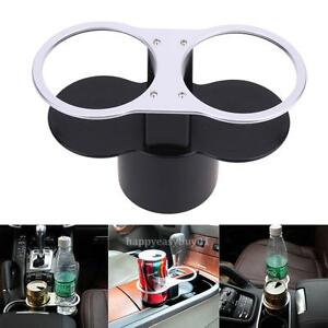 Universal Car Seat Cup 2holder Drink Beverage Coffee Car Auto Truck Bottle Mount