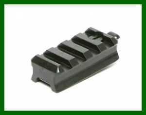 Picatinny Mount Adaptor For ARC Rail Equipped ACHFASTMICH Combat Helmet