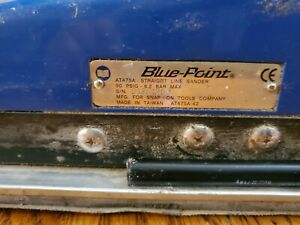 Blue Point Straight Line Sander Fm 25