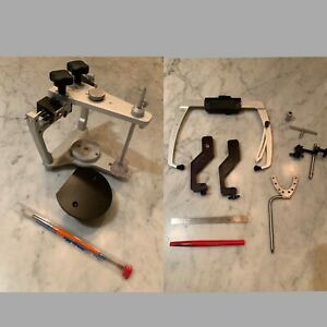 Whip Mix 3000 Series Dental Articulator Denar Slidematic Facebow