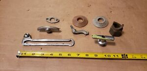 29 30 31 32 33 Plymouth Dodge Desoto Opera Window Handles Parts Lot Escrutions