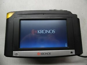 Kronos Intouch 9000 Time Clock With Mag And Bio 8609000 022