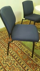 Swiss Sitag Reception Visitor Chair