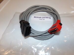 Chrysler Dodge Jeep Drb Iii Drb3 Diagnostic Scanner Ch7001b Cable Ch7001 Ch7000