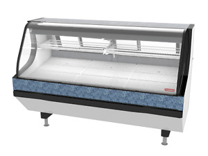 Tor Rey Pro Kold Fresh Meat Poultry Seafood Display Case 79 Selfcontained 120v