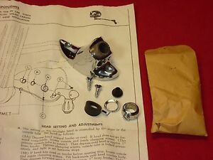 Nos Ford 1952 1953 1954 Mercury Spot Light Bracket Closed Cars Station Wagon Oem