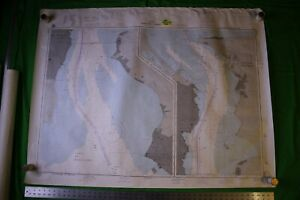 Venezuala Maracaibo Channel 48 5x37 Vintage 1988 Nautical Chart Map