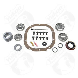 Yukon Gear And Axle Master Overhaul Kit Ford 8 8 Mustang