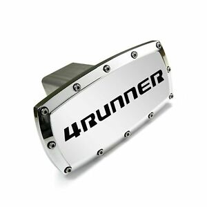 Toyota 4runner Engraved Billet Aluminum Tow Hitch Cover Free 2 Day Ship