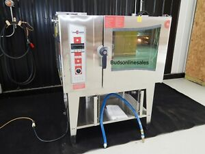 Cleveland Convotherm Gas Steamer Combi Cooking Convection Oven Ogs 6 20