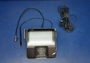 Verifone Mx 925ctls Pin pad Payment Terminal Card And Chip Reader W stand