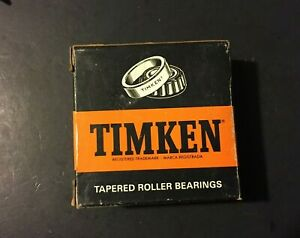 new Timken M38510 30000 Tapered Roller Bearings in Box