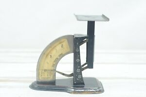 Antique 1904 Ideal 2 Postal Scale Triner Scale Mfg Co Chicago Pat 2 23 190