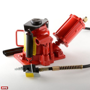 20 Ton Low Profile Air manual Bottle Jack