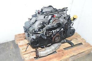 Jdm 99 05 Subaru Impreza Ej20 Sohc 2 0 Engine Replacement For Ej25
