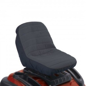 Deluxe Riding Lawn Mower Seat Cover Medium Free Shipping