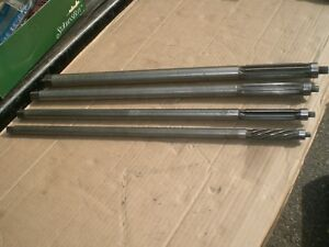 4 Adjustable Hand Reamers 24 Long 3 4 1 1 4 Millersburg