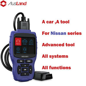 Japanese Auto Obd2 Scanner Diagnostic Advanced Tool Code Reader For Nissan Car