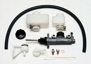 Universal Brake Or T5 T56 Hydraulic Clutch Master Cylinder Kit 3 4 Bore Wilwood