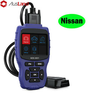 For Nissan Auto Obd2 Scanner All Ecu System Diagnostic Tool Airbag Eps Abs Ipdm