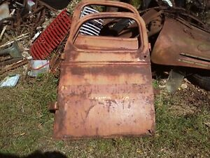 39 40 41 46 Chevy Pu Truck L Door Hot Rat Rod Gmc