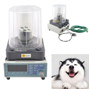 Vet Machine Pneumatic Driving Electronic Monitor Anesthesia Ventilator Medical