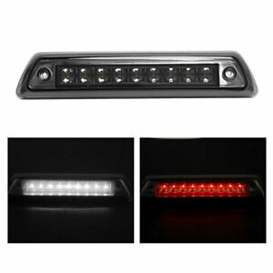 For 2009 2014 Ford F150 3rd Third Brake Light Led Smoke Rear Reverse Cargo Lamp