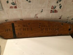 Nos 40 s Ih International Harvester Mccormick Herschel Sickle Mower Grass Board