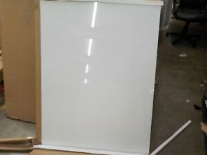 Glass Magnetic Dry Erase Board Whiteboard white Board 4 X 3 48 X 36