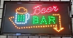 Beer Bar Neon Led Sign store Sign business Sign window Sign smoke Shop