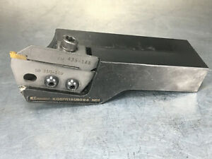 Kennametal Kgspr16 Indexable Lathe Tool Cut off 1275264 1