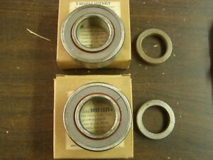 Nos 1965 1970 Ford Mustang Rear Wheel Bearings Comet Falcon 1966 1967 1968 1969