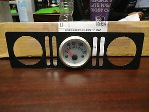 Bmw E30 1984 1991 Middle Vent Gauge Holder Three 52mm With Lines
