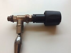 Rancilio Epoca Espresso Machine Hot Water Valve