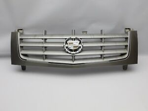 2002 2006 Cadillac Escalade Front Grille Grill Assembly With Emblem Oem