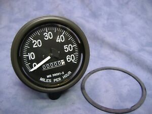 M35a2 M939 M37 M151 M38 Military Vehicle Speedometer new M813 M818