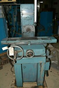 Lot Of 3 Manual Surface Grinders 2 Do All 1 Reid