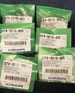 Komori Parts Original Gripper Fingers 274 3215 40s