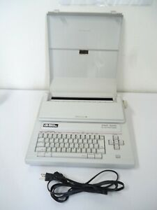 Smith Corona Pwp 2000 Word Processor 5d Electric Typewriter W cover Great