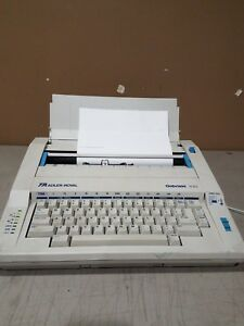 Triumph Adler Gabriele 100 Electric Typewriter Works W Free Shipping