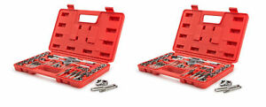 Tekton 78 pc Tap And Die Set 39 pc metric 7559 39 pc inch 7558