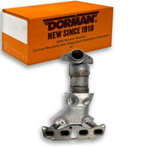 Dorman Exhaust Manifold W Integrated Catalytic Converter For Nissan